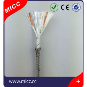 Fiberglass Insulated K Type Thermocouple Extension Wire pictures & photos