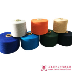 Recycled Color Polyester Cotton Yarn (0-10s)