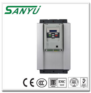 Sanyu Sjr3000 Motor Soft Starter pictures & photos