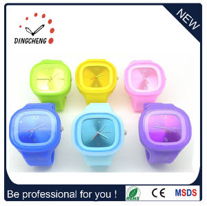 Jelly Silicone Watches Digital Sport Fashion Watch (DC-983) pictures & photos