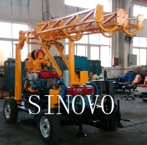 300m Trailer Mounted Borehole Core Drilling Rig XYT-2B pictures & photos