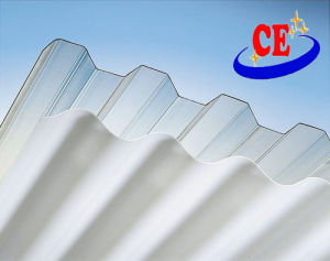 High Quality Polycarbonate (PC) Corruagated Roofing Sheet