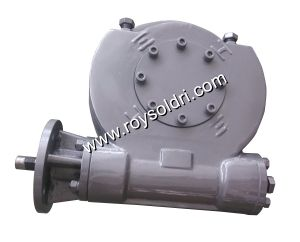 RW7 Electric Operated Worm Gear Reducer for Valve pictures & photos