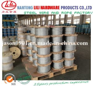 Wire Rope (factory) pictures & photos