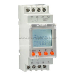 Digital Multifunction Time Relay pictures & photos