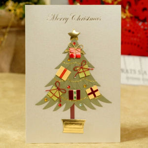 China factory price best selling christmas tree greeting card factory price best selling christmas tree greeting card m4hsunfo
