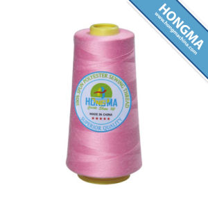 100% Spun Polyester Sewing Thread 50/2 3000yds 1001-0013