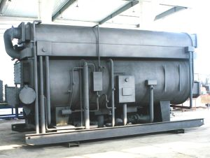 Steam-Operated Double Effect Absorption Chiller (SXZ8-1150) pictures & photos