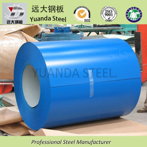 Yuanda High Quality China Color Coated PPGI for Building