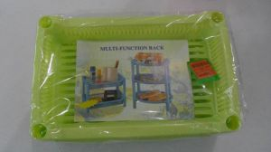 3 Layer Plastic Multi Function Rack Shelf