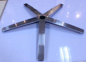 Aluminum Five Stra Base (L-X-350G)