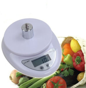 5kg ABS Cheap Electronic Kitchen Scale for Food