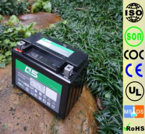 YTX9 YT9 12V8AH High Starting Performance AGM Sealed maintenance free lead acid motorcycle battery pictures & photos