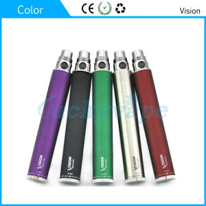 2014 Hottest EGO Twist Variable Voltage Vision Spinner (650-1300mAh)