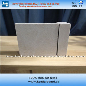 Headerboard Moderate Compressed Fiber Cement Board