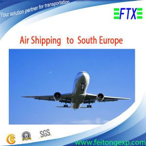 Shipping Agent in China to Andorra/Spain/France by Air