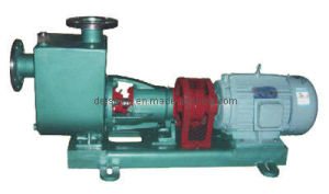 Self Priming Centrifugal Chemical Pump