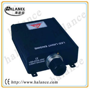 45W LED Light Source for Optic Fiber Lighitng (LLS-45W)