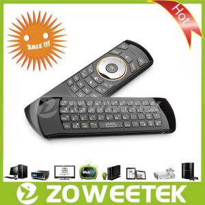 Zoweetek-Russian Wireless Keyboard with Earphone Jack for Smart Phone