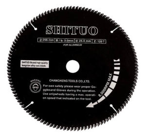 Teflon Circular Saw Blades for Aluminium pictures & photos