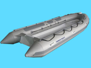 Rigid Inflatable Boat (HRB430A)