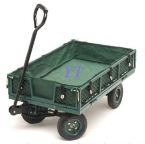 All-Terrain Yard Cart With Tarpaulin Pad (TC1840BL) pictures & photos