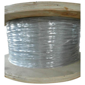 GALVANIZED STEEL WIRE ROPE (7X7-1.0) pictures & photos