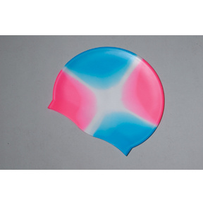Skidproof Swimming Caps with Good Flexibility, Various Pure Colors Available