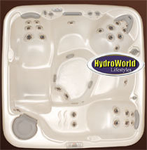 Reliable Hot Tub / SPA / Jacuzzi / Whirlpool (XS-580)