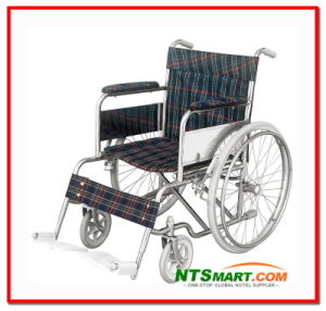 Aluminum Manual Wheelchair (N000020181) pictures & photos