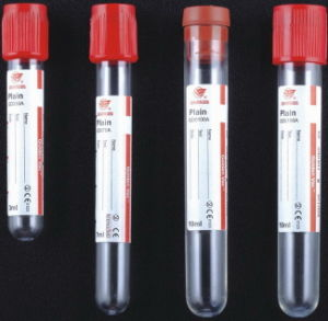 CE and FDA Certificated Vacuum Blood Collection Tube for Medical pictures & photos