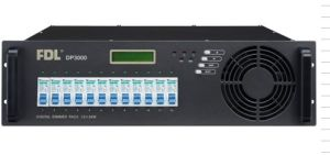 All-digital Intelligent Dimmer Rack