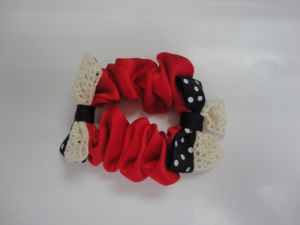 Fashion Hair Bow Scrunchies (BLH20148125)
