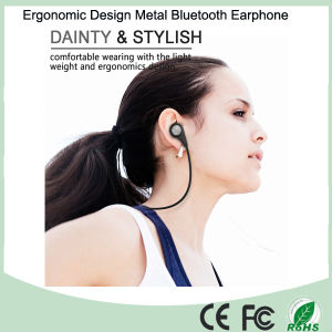 Customized Logo Wholesale Wireless Headset Sport Headphone (BT-128Q) pictures & photos