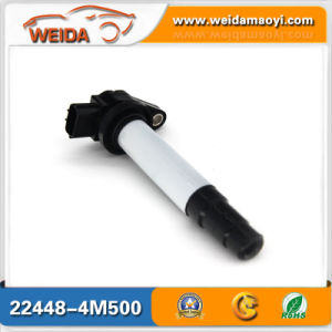 Hot Selling Original Quality Auto Ignition Coil 22448-4m500 for Sentra