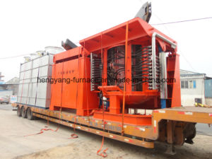 Hydraulic Steel Shell If Melting Furnace pictures & photos
