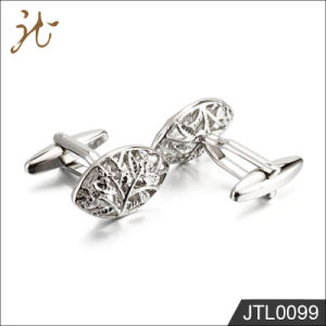 Fashion Nice Quality Men′s Brass Cuff Links Jewelry Buttons Wholesale pictures & photos
