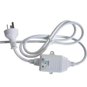 Australia Power Cord Plug with Leakage Protector pictures & photos