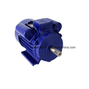 Yl 0.75kw Single Phase Asynchronous Electric Motor pictures & photos
