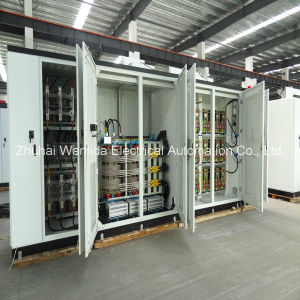 Medium voltage ac variable speed drive