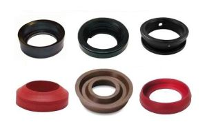 Custom Equipment Rubber Cup Seal