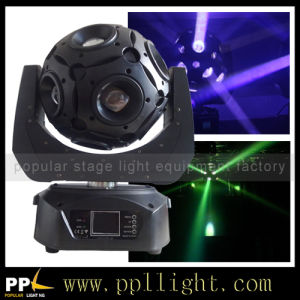 12PCS*15W 4in1 RGBW LED Football Moving Head Light