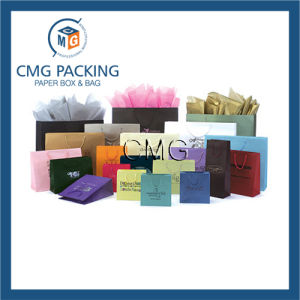 No Printing Original Recycled Kraft Paper Packaging Bag (DM-GPBB-176) pictures & photos