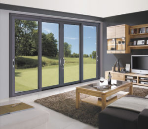 Aluminium Modern House Sliding Door