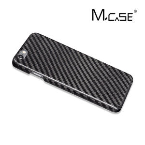 Low MOQ High Luxury Carbon Fiber Mobile Phone Cover for Apple iPhone 7 Plus pictures & photos