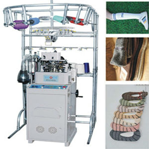 Full Computerized Plain and Terry Socks Knitting Machine pictures & photos