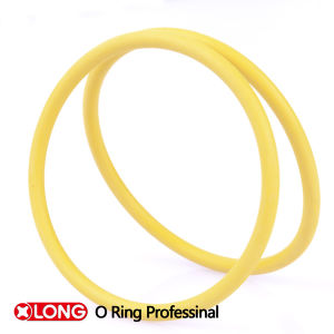 Yellow Dowcorning Silicone O Ring for Cylinder pictures & photos