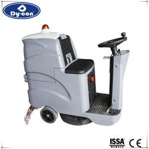 Easy Use Rotate Handheld Floor Cleaning Machine for Hospital002 pictures & photos