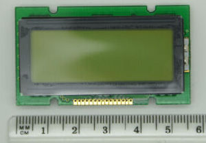 Industrial LCD Panels Number of Character Model