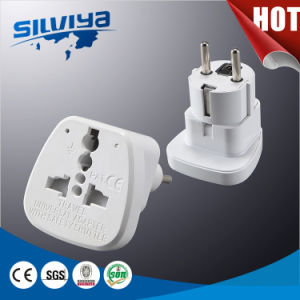 European Schuko Adapter Plug European Plug pictures & photos